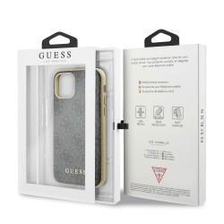 Silicone Case SAMSUNG S7 EDGE SILVER + Screen Protector anti chok SMARTEK Gratuit