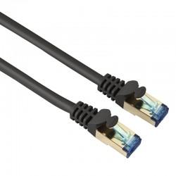 Câble réseau Hama RJ45 mâle...