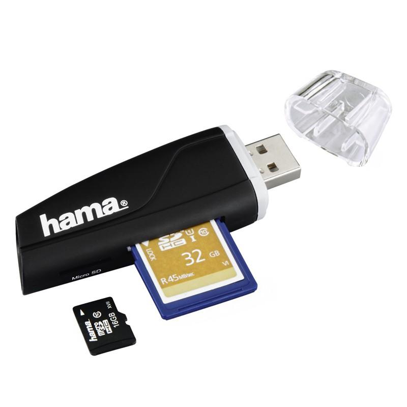Lecteur USB 2.0 de cartes...