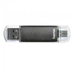 "Clé USB HAMA ""Laeta Twin"",..."