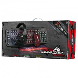 XTRIKE ME CM400 gaming Bundle