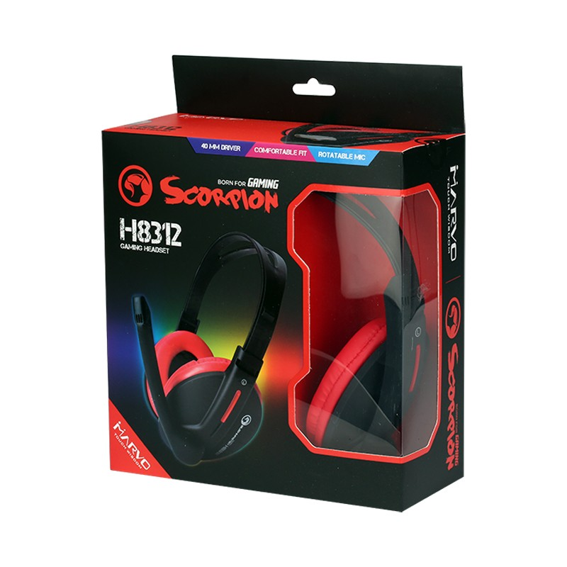 Casque Gaming MARVO H8312