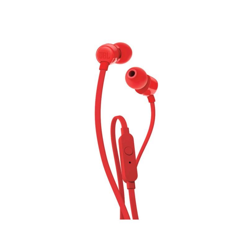 JBL T110 rouge