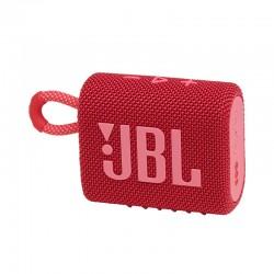 JBL GO3 Rouge