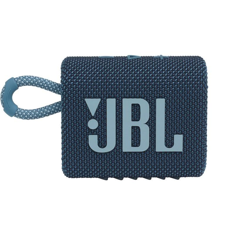 JBL GO3 Bleu