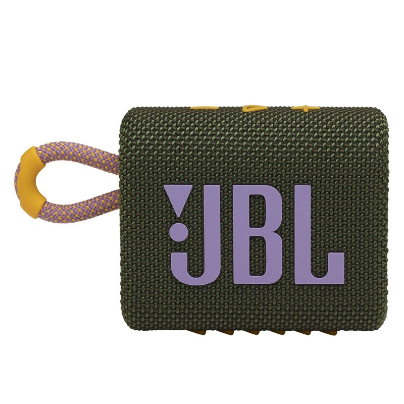 JBL GO3 vert