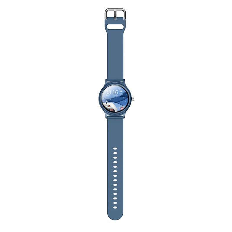 PXS Montre connecté Bleu Artek