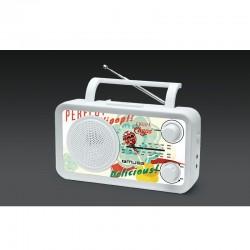 Radio 4 Bandes / Analogique...